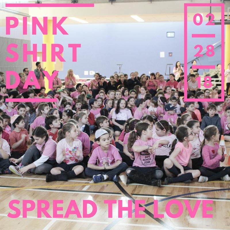 Pink Shirt Day – Vancouver Talmud Torah