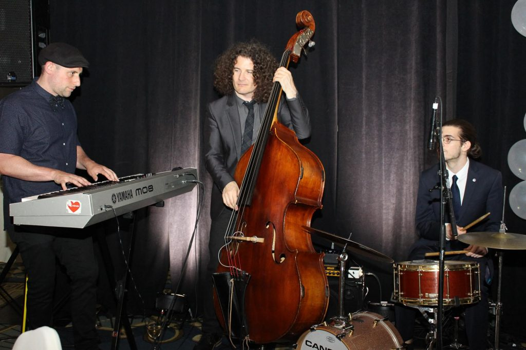 Max Zipursky Trio band